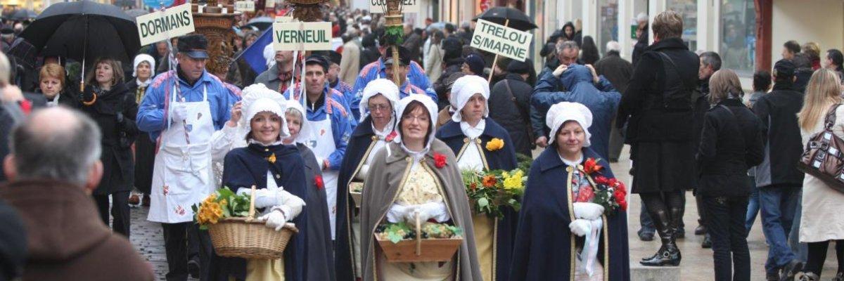 Saint Vincent à Troyes