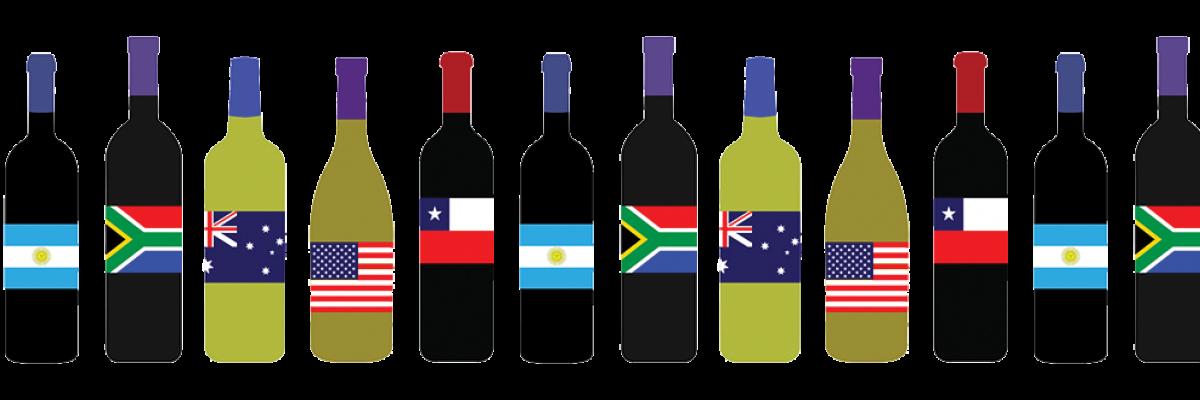 À la découverte des vins du Nouveau Monde