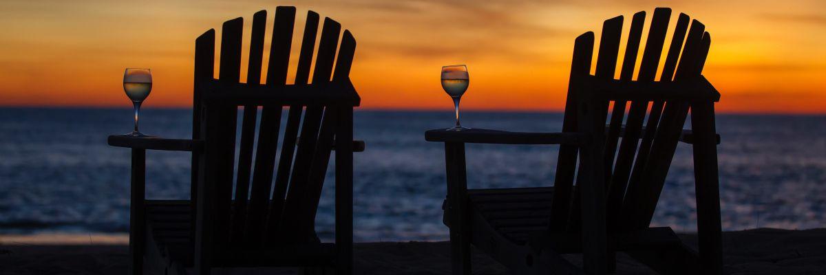 vin été plage
