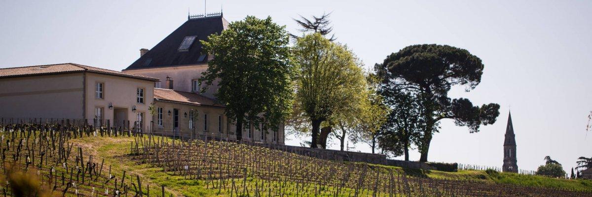 Le Château Tournefeuille à Lalande-de-Pomerol